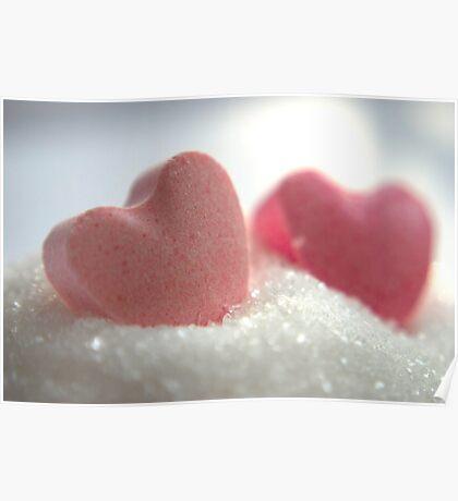 Sugarhearts Poster