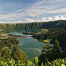 Azores - Seven Cities Lagoon by Filipe Goucha