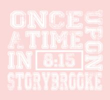 Once Upon a Time in Storybrooke Baby Tee