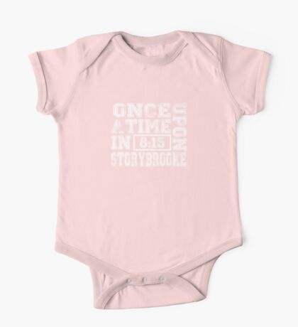 Once Upon a Time in Storybrooke One Piece - Short Sleeve