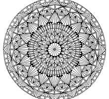 Mandala by Nicole Chapman-Ault