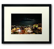 Okinawa Japan Cityscape Framed Print