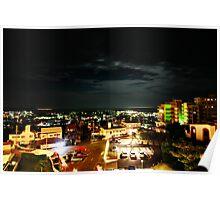 Okinawa Japan Cityscape Poster