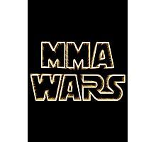 Mma Wars Photographic Print