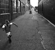 Run! by peartree