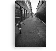 Run! Canvas Print