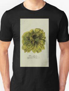 Plantarum Indigenarum et Exoticarum - Lukas Hochenleitter und Kompagnie 1788 - 419 Unisex T-Shirt