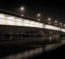 Branko's bridge by Milos Markovic