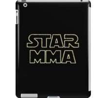 STAR MMA iPad Case/Skin