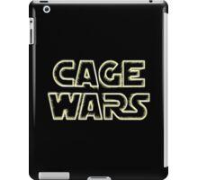 Cage Wars iPad Case/Skin