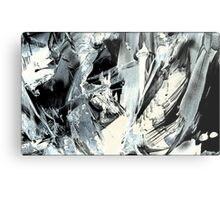 Underneath the sound of madness  Metal Print