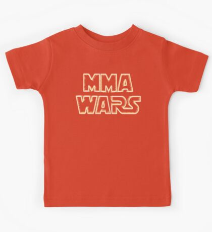 Mma Wars Kids Tee