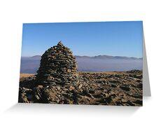 Hill Top in Cumbria Greeting Card