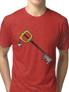 Keyblade  Tri-blend T-Shirt
