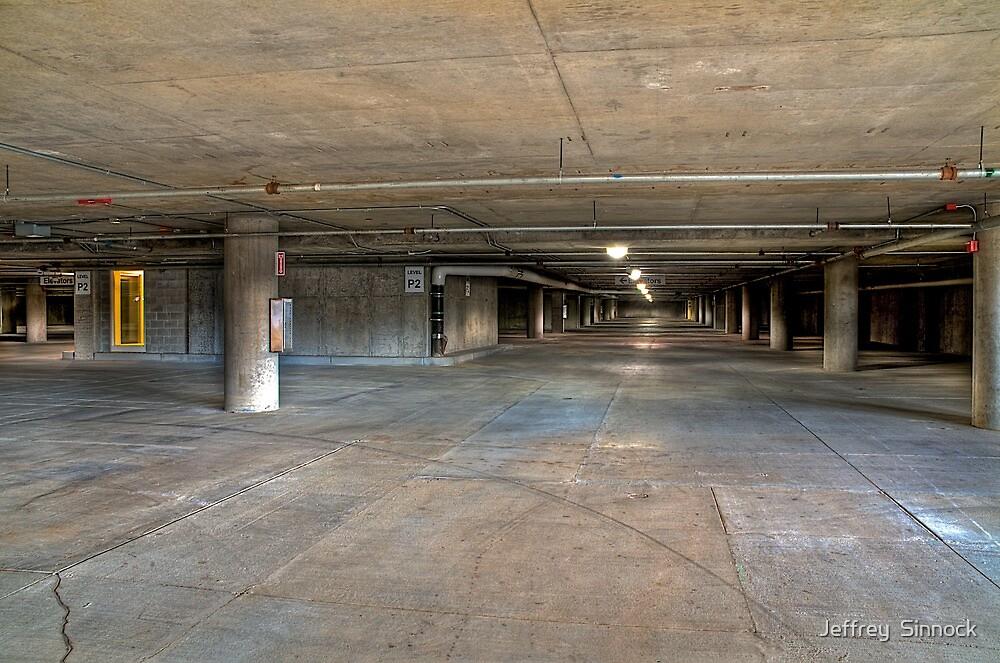 Where did I park my car by Jeffrey  Sinnock