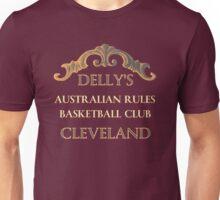 Delly's Australian Basketball Unisex T-Shirt