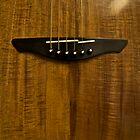 Australian Blackwood Guitar Grain by blueguitarman