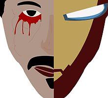 Tony Stark / Iron Man by BensGraphics