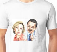 Green Wing's tragic lovers Unisex T-Shirt