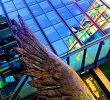 City Wing by John Gaffen