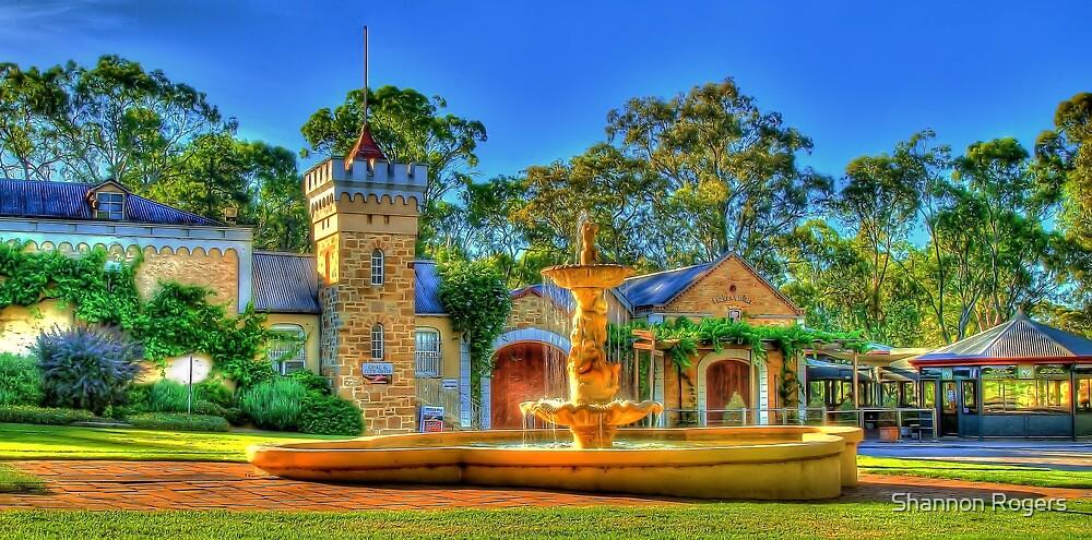 Chateau Yaldara Gardens by Shannon Rogers