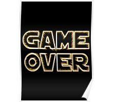 Game Over Poster