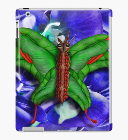 Chop Sticks and Fingers Butterfly iPad Case/Skin