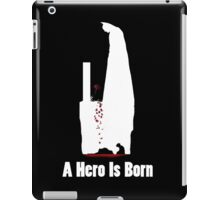 Batman A Hero Is Born iPad Case/Skin