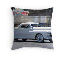 1947 Dodge 'Retro Custom' Coupe Throw Pillow