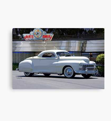 1947 Dodge 'Retro Custom' Coupe Canvas Print