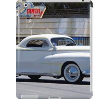 1947 Dodge 'Retro Custom' Coupe iPad Case/Skin