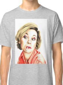 Pippa Haywood plays Joanna Clore from Green Wing Classic T-Shirt