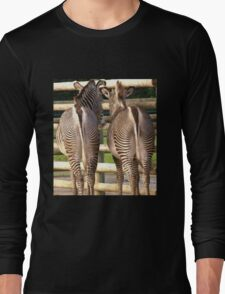 You Think That Photographer Has Gone Yet? Long Sleeve T-Shirt