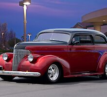 1939 Chevrolet 'Custom' Sedan by DaveKoontz