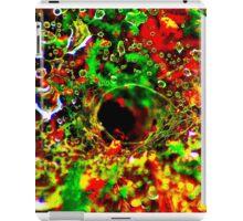 'Coloured Web' iPad Case/Skin