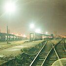 Rail station  by Ivan Litovski