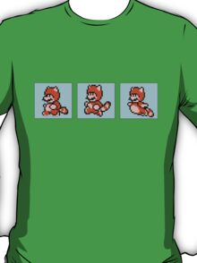 Tanooki - Run, Jump, Fly T-Shirt
