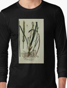 Plantarum Indigenarum et Exoticarum - Lukas Hochenleitter und Kompagnie 1788 - 145 Long Sleeve T-Shirt