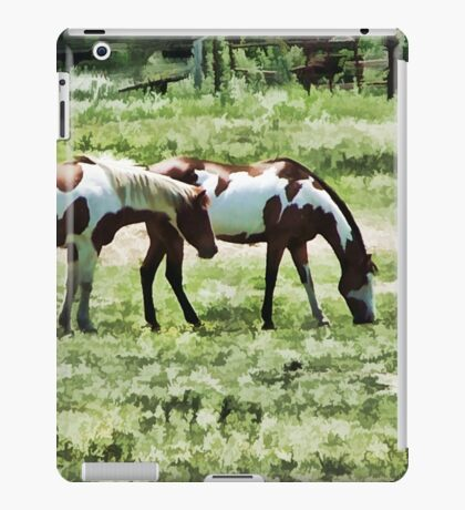 Tag Along iPad Case/Skin