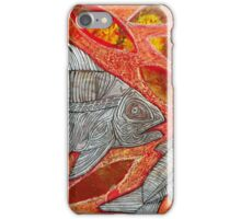 Fossileyes iPhone Case/Skin