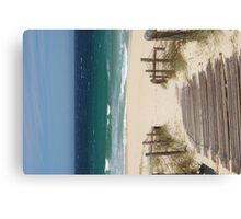 Zenith beach, Nelsons Bay, NSW, Australia Canvas Print