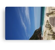 Zenith beach, Nelsons Bay, NSW, Australia (2) Canvas Print