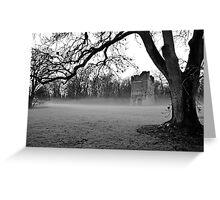 Lanestown,Newbridge Demesne  Greeting Card