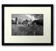 Loudoun Kirk Framed Print