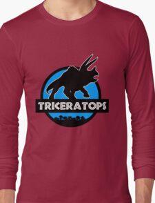 Jurassic World: Triceratops Long Sleeve T-Shirt