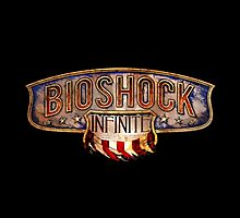 Bioshock Infinite Logo by Magnate