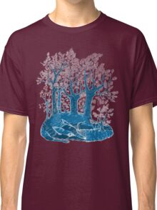 Know the fox for its forest. Classic T-Shirt
