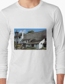 The Linny at Coffinswell, Devon Long Sleeve T-Shirt