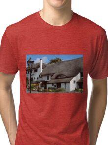 The Linny at Coffinswell, Devon Tri-blend T-Shirt