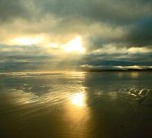 Radiant beach by Martina Fagan